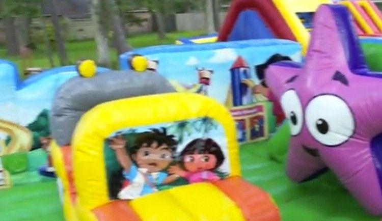 Houston dora diego toddler adventure rentals