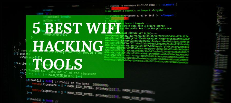 5 BEST WIFI HACKING TOOLS | Hackingum in 2019 | Best wifi, Android