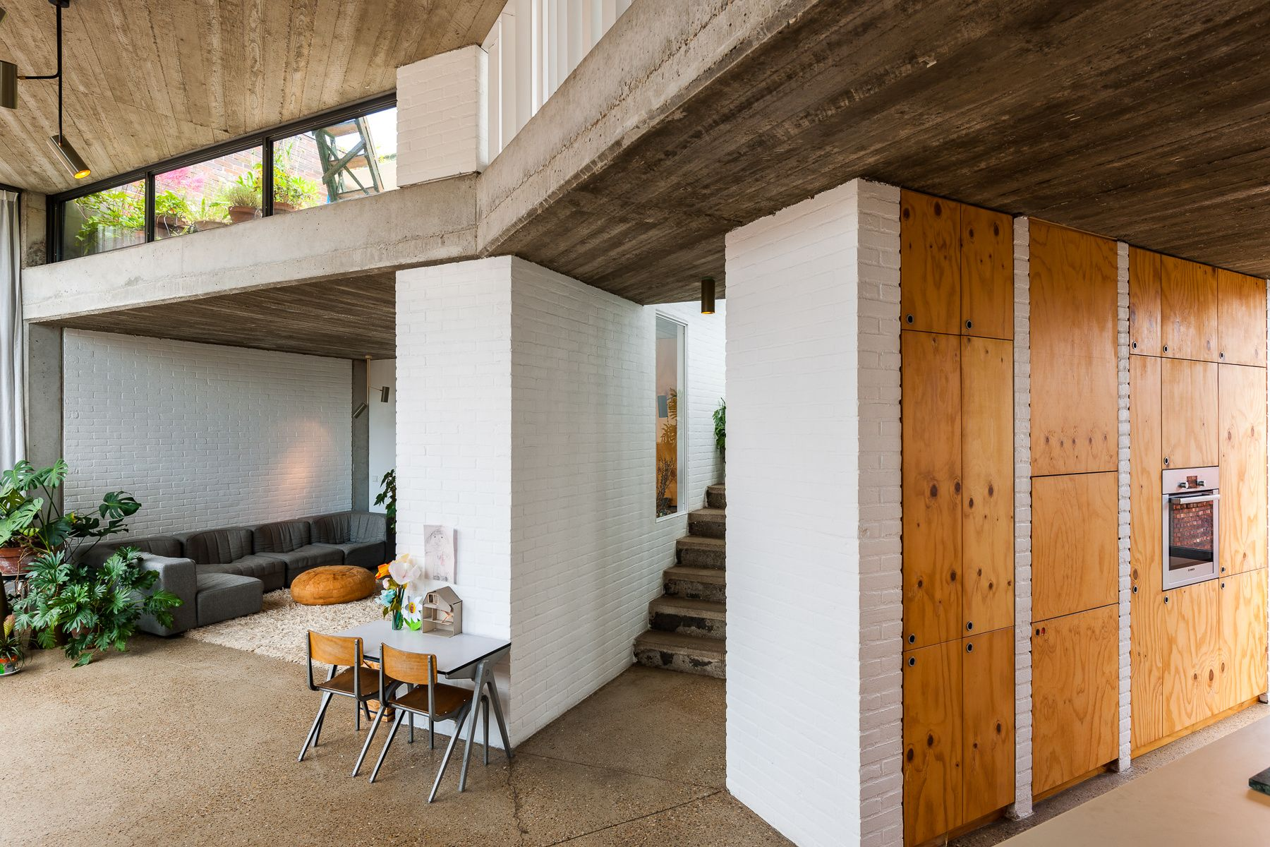 Luc Roymans interior design architecture photography