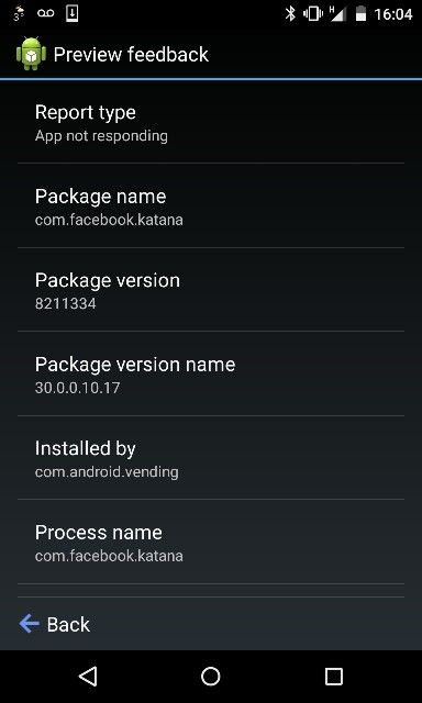 Checking Facebook is a waste of time anyway... Android
