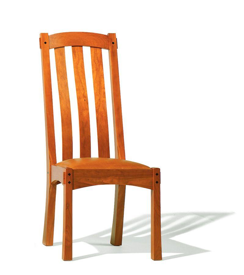 Arts & Crafts Side Chair - Berkley mills