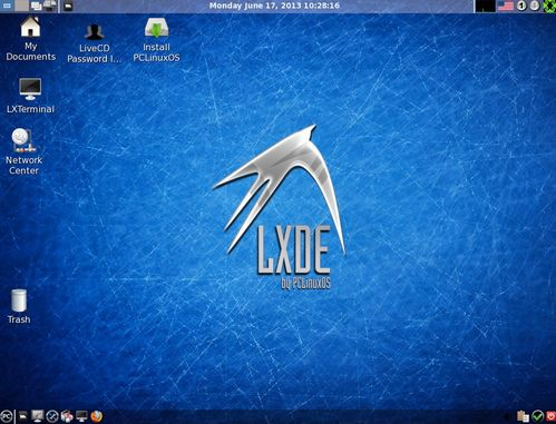 Download PCLinuxOS LXDE 2013.06    PCLinuxOS LXDE 2013.06 is now available for 64bit, as well as 32bit systems.  http://www.linuxandroid.me/download-pclinuxos-lxde-2013-06/