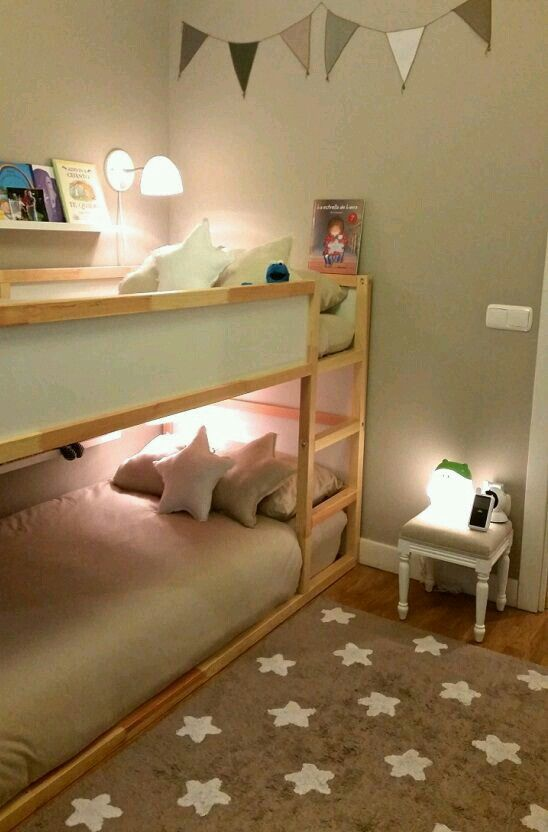 Litera Kura Compartida Kiddie Room Inspiration Childrens Room