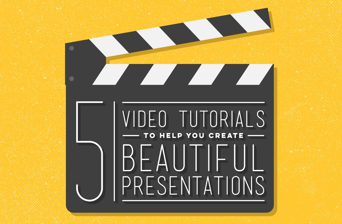 5 Video Tutorials To Help You Create Beautiful