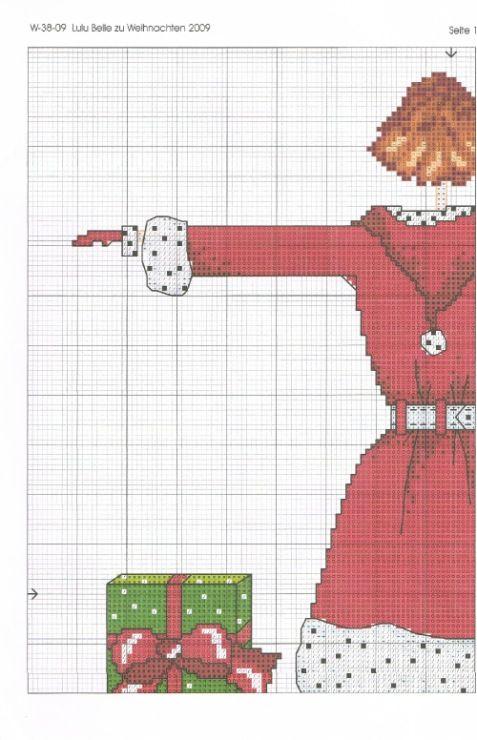 Gallery.ru / Foto # 6 - W-38-09-Lulu Belle zu Weihnachten 2009 - Ulrike