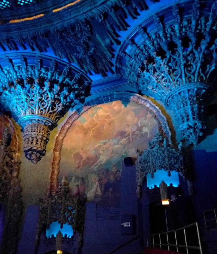 United Artists Theater, Los Angeles, CA United artists