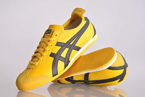 4a68be31689 (2) Fancy - Onitsuka Tiger Mexico 66 - Kill Bill Iconic Sneakers