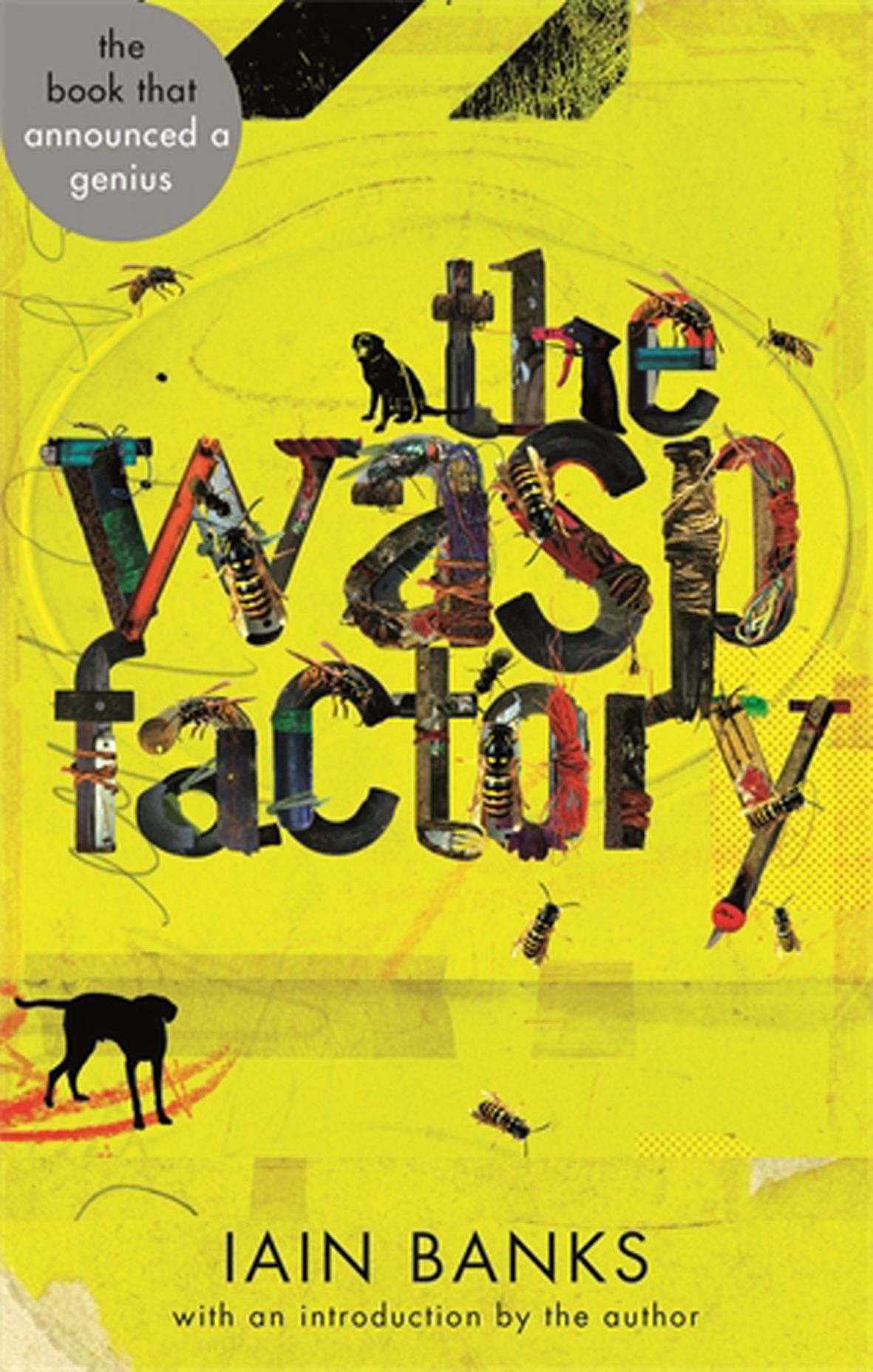 the wasp factory analysis