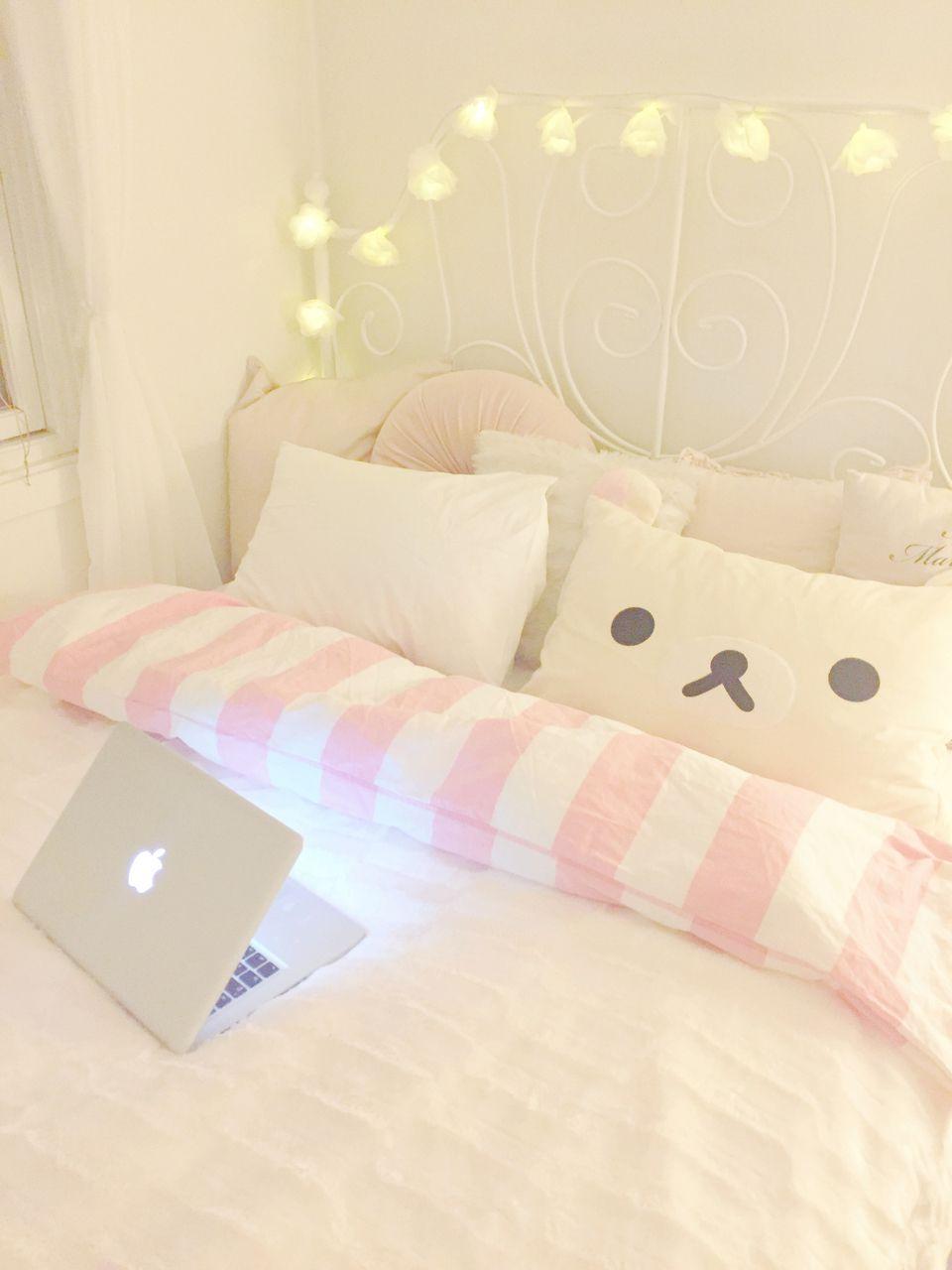 Kawaii Pink Room Decor Novocom Top