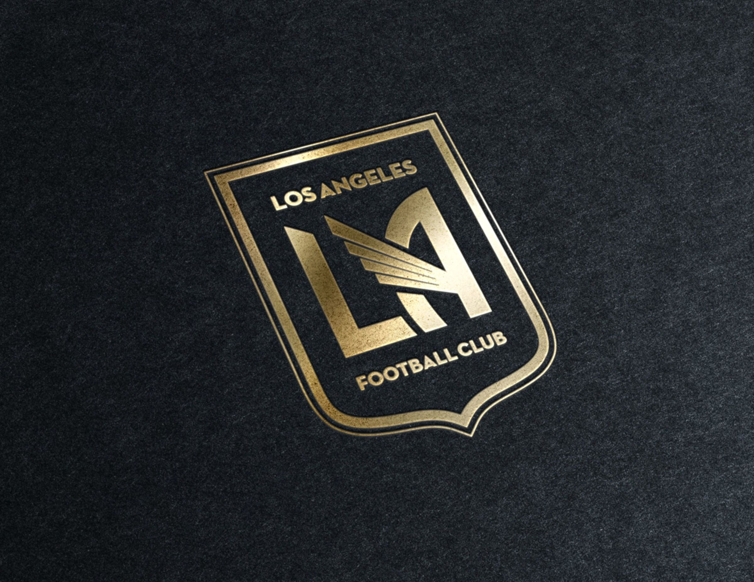 Lafc Unveiled An Impossibly Cool Crest Los Angeles Football Club Soccer Club Soccer