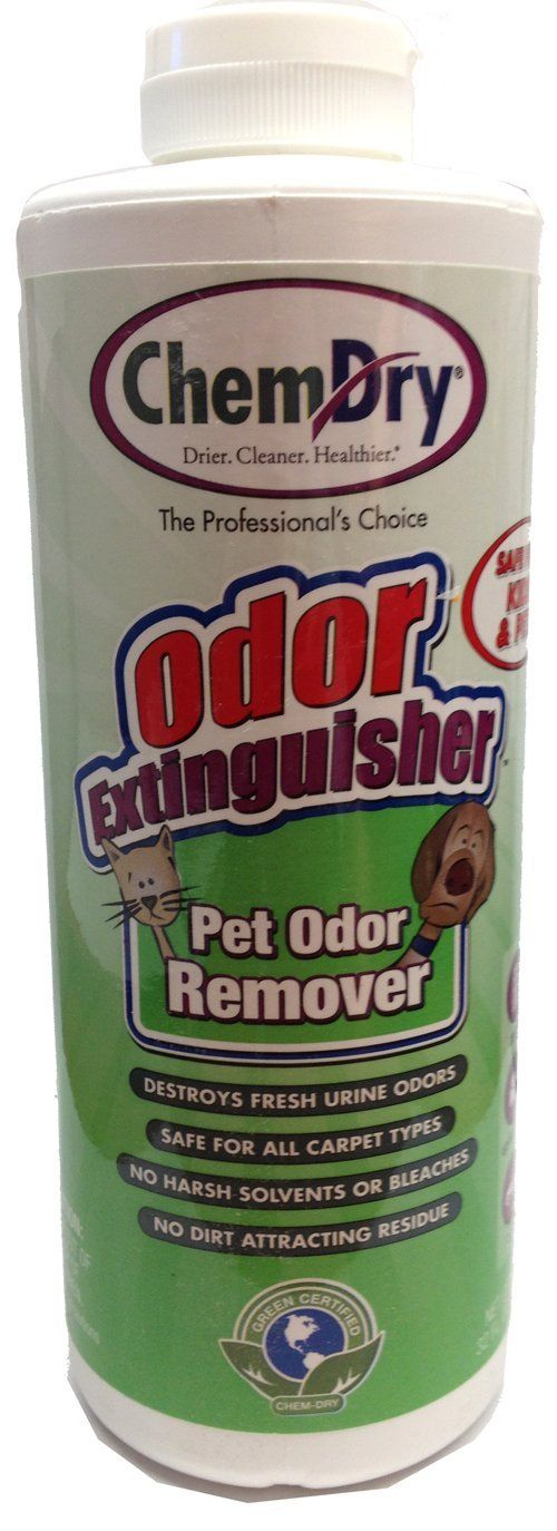 Chem Dry Pet Odor Extinguisher Removes Fresh Pet Urine Odors For More Information Visit Image Link This Is An Aff Pet Odors Pet Odor Remover Pet Urine