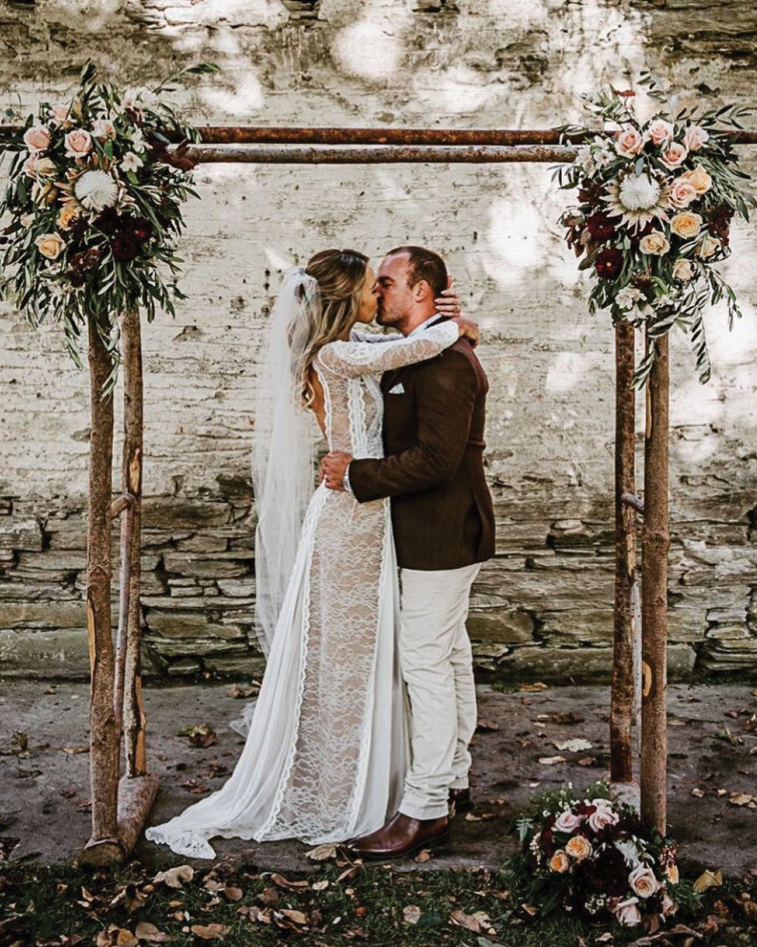 Inca Gown Low Back Wedding Dress Grace Loves Lace Professional Wedding Photography Outdoor Wedding Photography Digital Wedding Photography