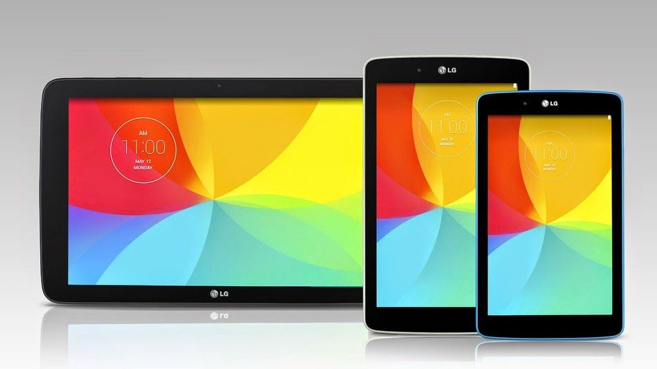 LG G Pad, 3 Tablets to be unveiled by LG : Daily Technologies