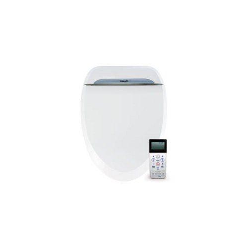 Biobidet Uspa 6800 Luxury Class Bidet Toilet Seat Round White