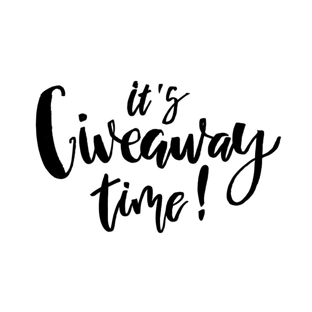 Its giveaway time. We will be giving away an 8 week