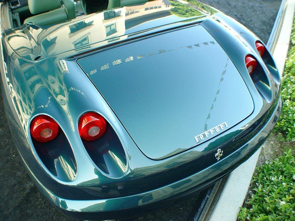 Ferrari 456 Venice Convertible   Auto & Moto   Pinterest   Ferrari ...