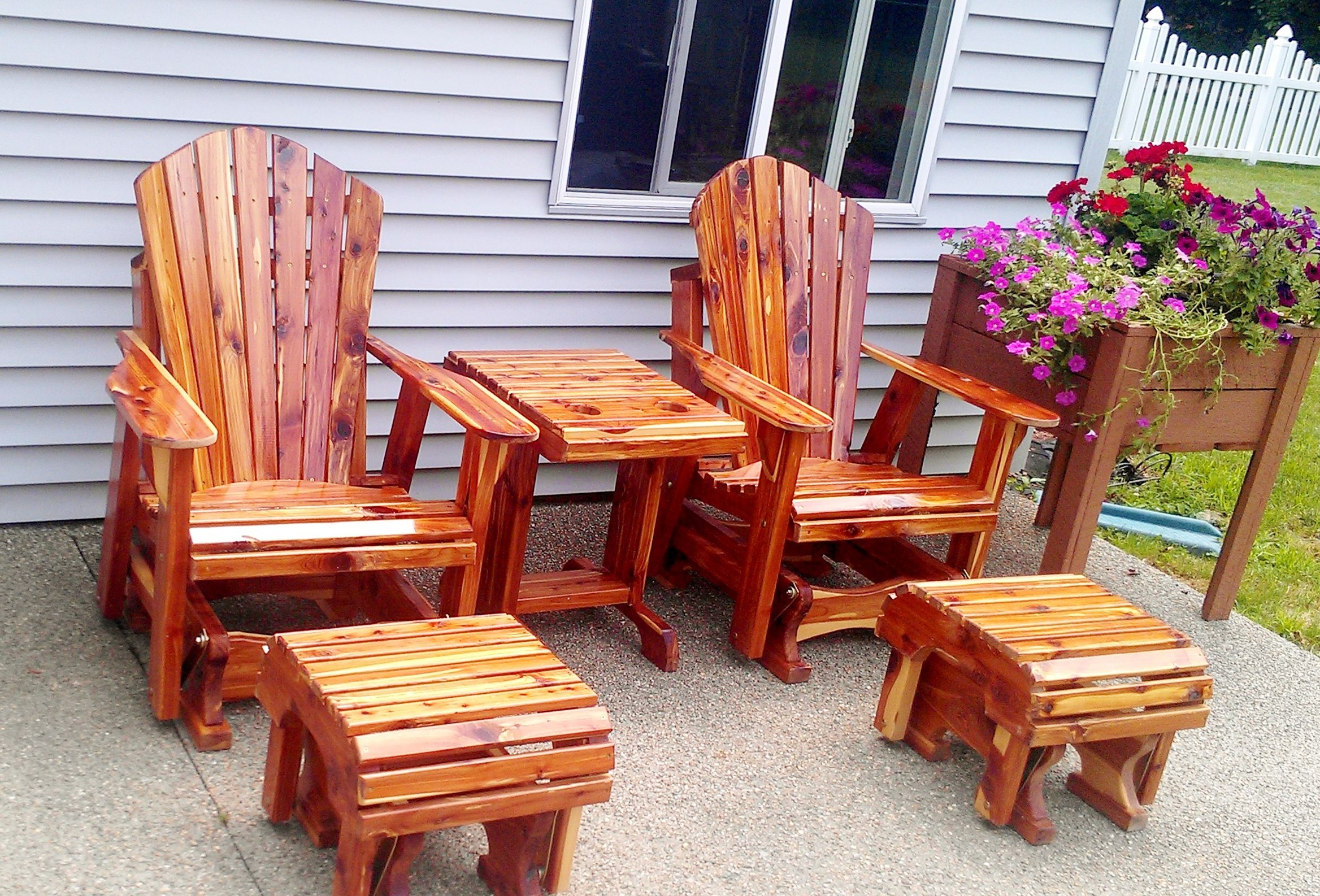 Cedar Wood Outdoor Furniture Best Paint for Furniture Check more