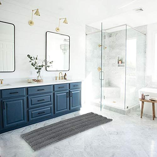 Chambray Bath Rug