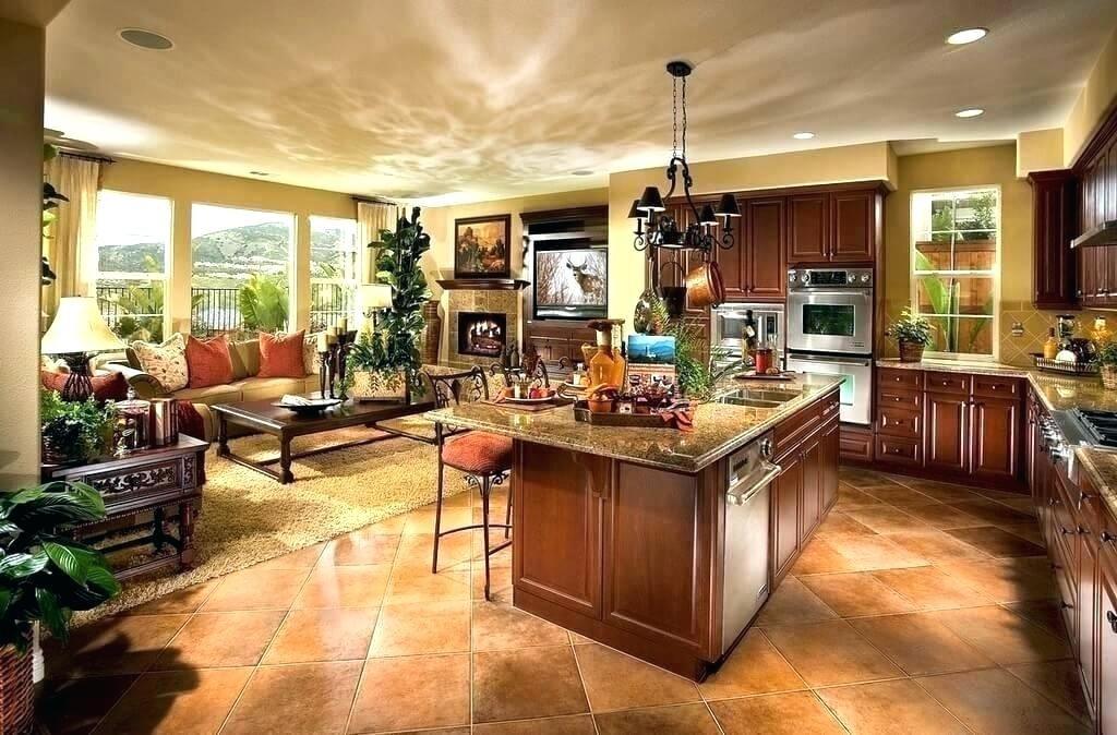 Open Floor Plan Kitchen And Living Room Open Floor Plan Kitchen And Family Room Open Kitche Living Room And Kitchen Design Open Dining Room Kitchen Design Open