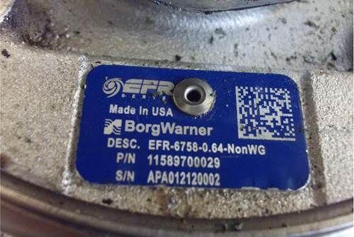 Borg Warner 6758 EFR Vband | Audi Enthusiasts | Audi, Automobile