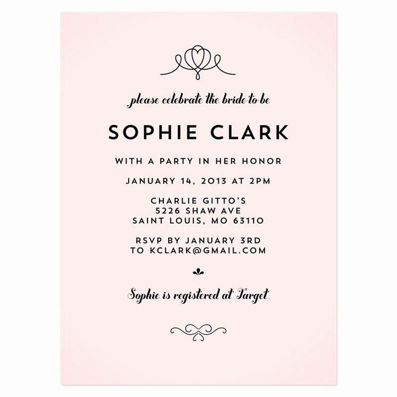 Party City Wedding Invitation Kits In 2020 Bridal Shower Invitation Wording City Wedding Invitations Wedding Shower Invitation Wording