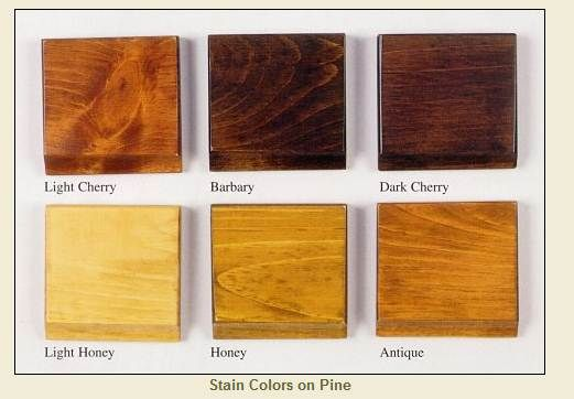 Hunt Country Finishes Pine Stain Colors Staining Wood Wood Stain Colors