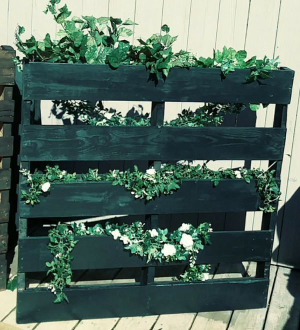 Vertical Garden / Coat & Shoe Rack