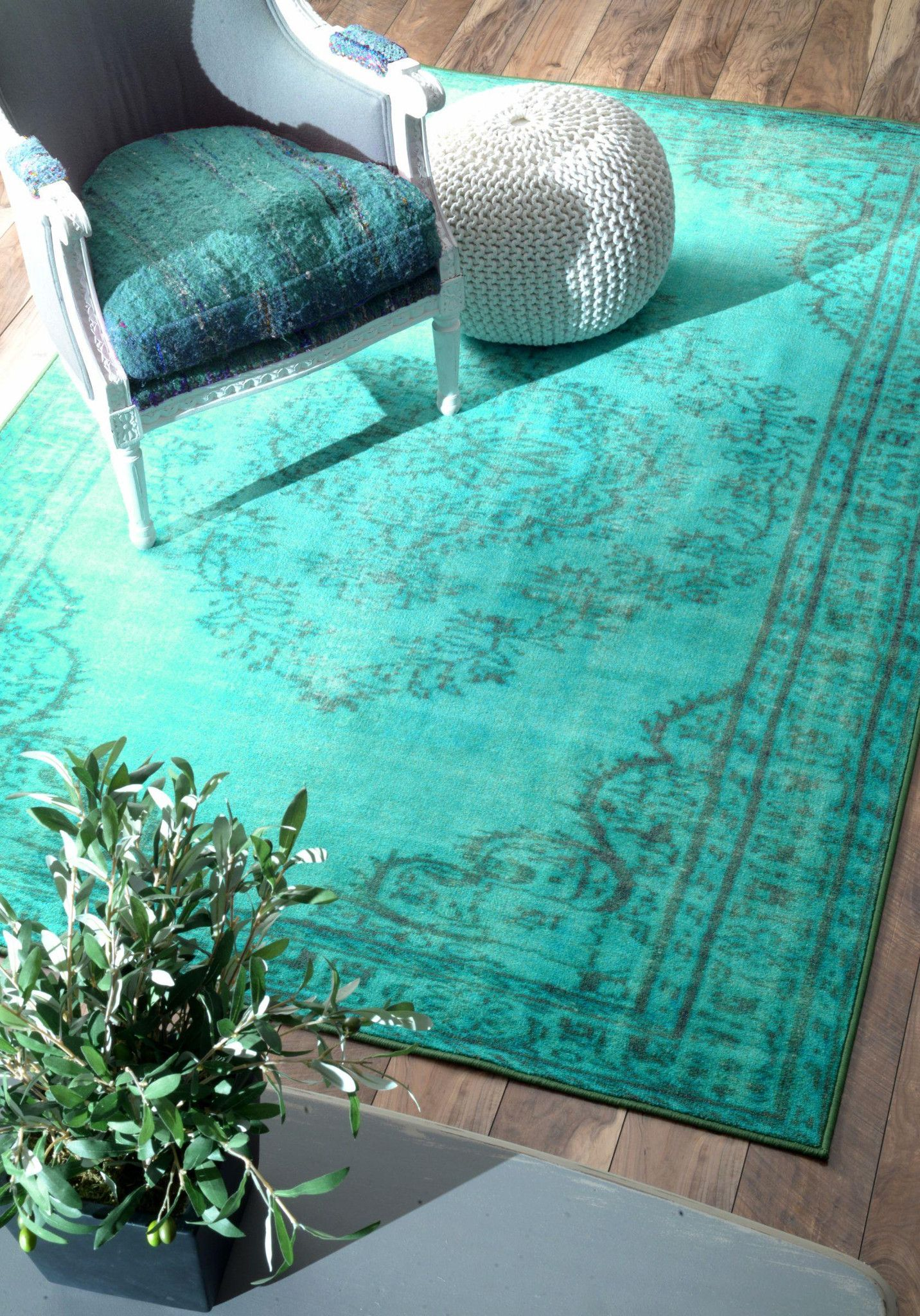 this gorgeous turkish rug will liven up your home & make all your ...