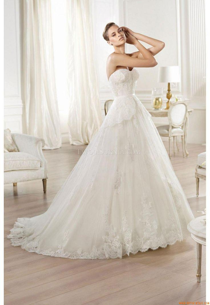 Wedding Dresses Pronovias Odone 2014