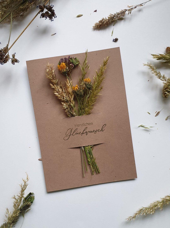 Photo of Wiesenblumen trocknen | Unsere kleine Bastelstube