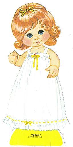 Paper Dolls~Rosebud - Bonnie Jones - Picasa Web Albums