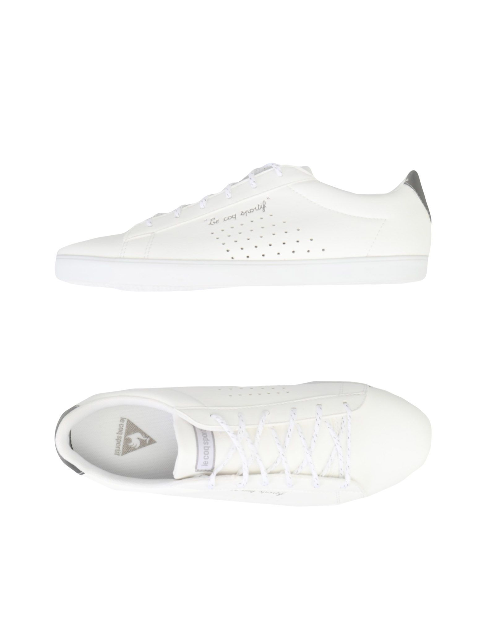 AGATE LO S LEA/METALLIC - FOOTWEAR - Low-tops & sneakers Le Coq Sportif