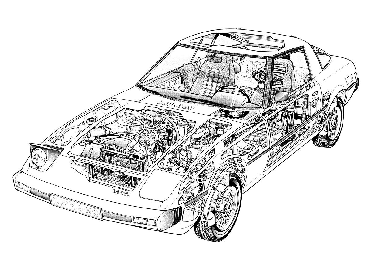 Buick Cutaways
