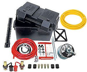 JEGS Performance Products 555-10278K - JEGS Battery Relocation Kits