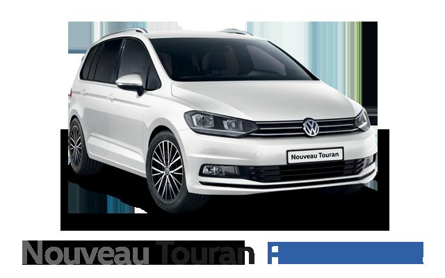 Volkswagen Touran Allstar