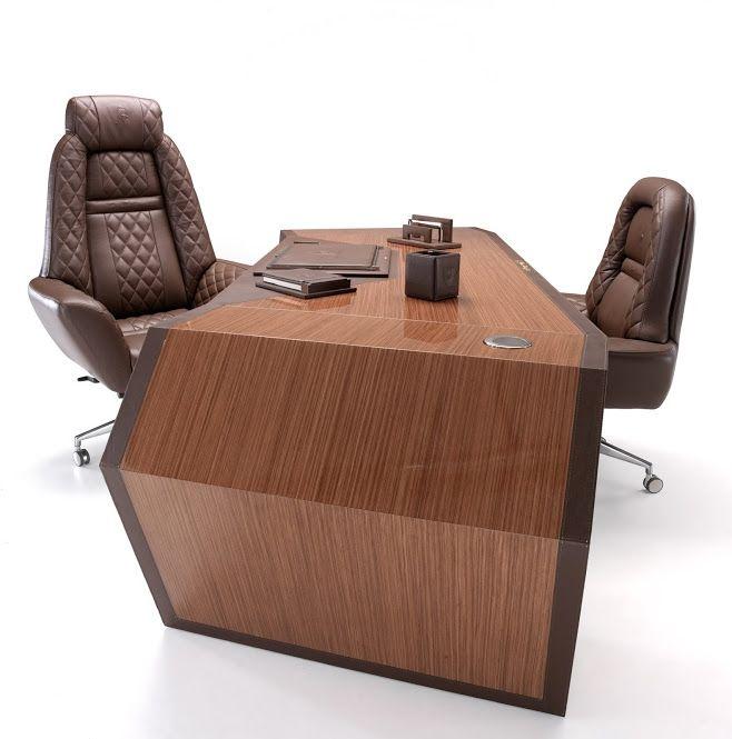 Lamborghini Furniture: Tonino Lamborghini At ISaloni - The Desk City-