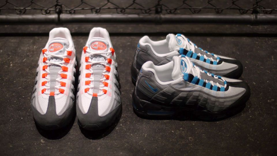 sports shoes 0c518 ce62f NIKE AIR MAX 95 「LIMITED EDITION for NONFUTURE」