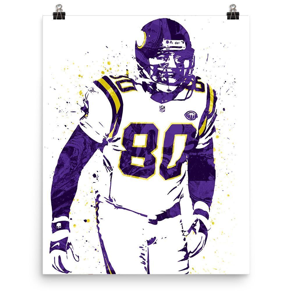 the latest be5db 59887 Cris Carter Minnesota Vikings Poster | Minnesota Vikings ...