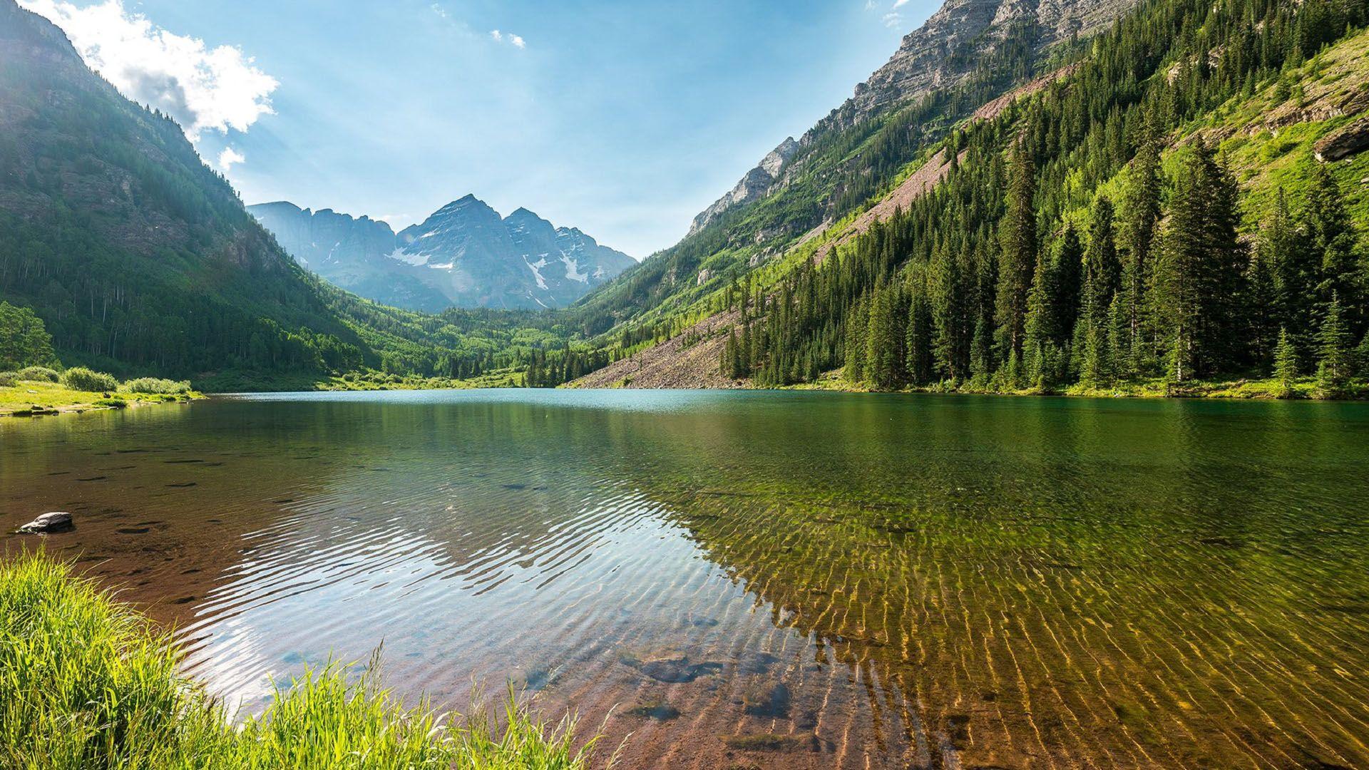 Harika doğa manzaraları