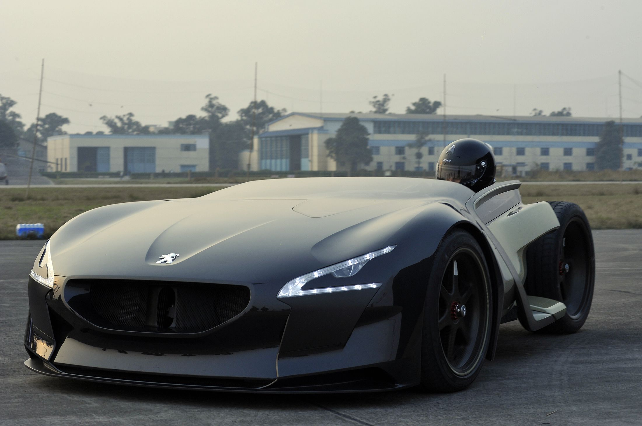 The Mighty Peugeot With Images Electric Sports Car