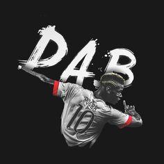 Awesome 'Pogba+Dab+Celebration' design on TeePublic!