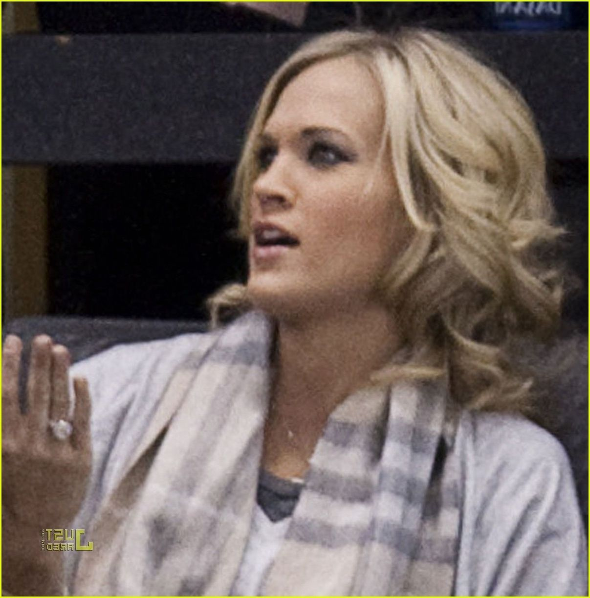 Carrie Underwood Engagement Ring Details: Carrie Underwood Wedding Ring Dimond At Reisefeber.org