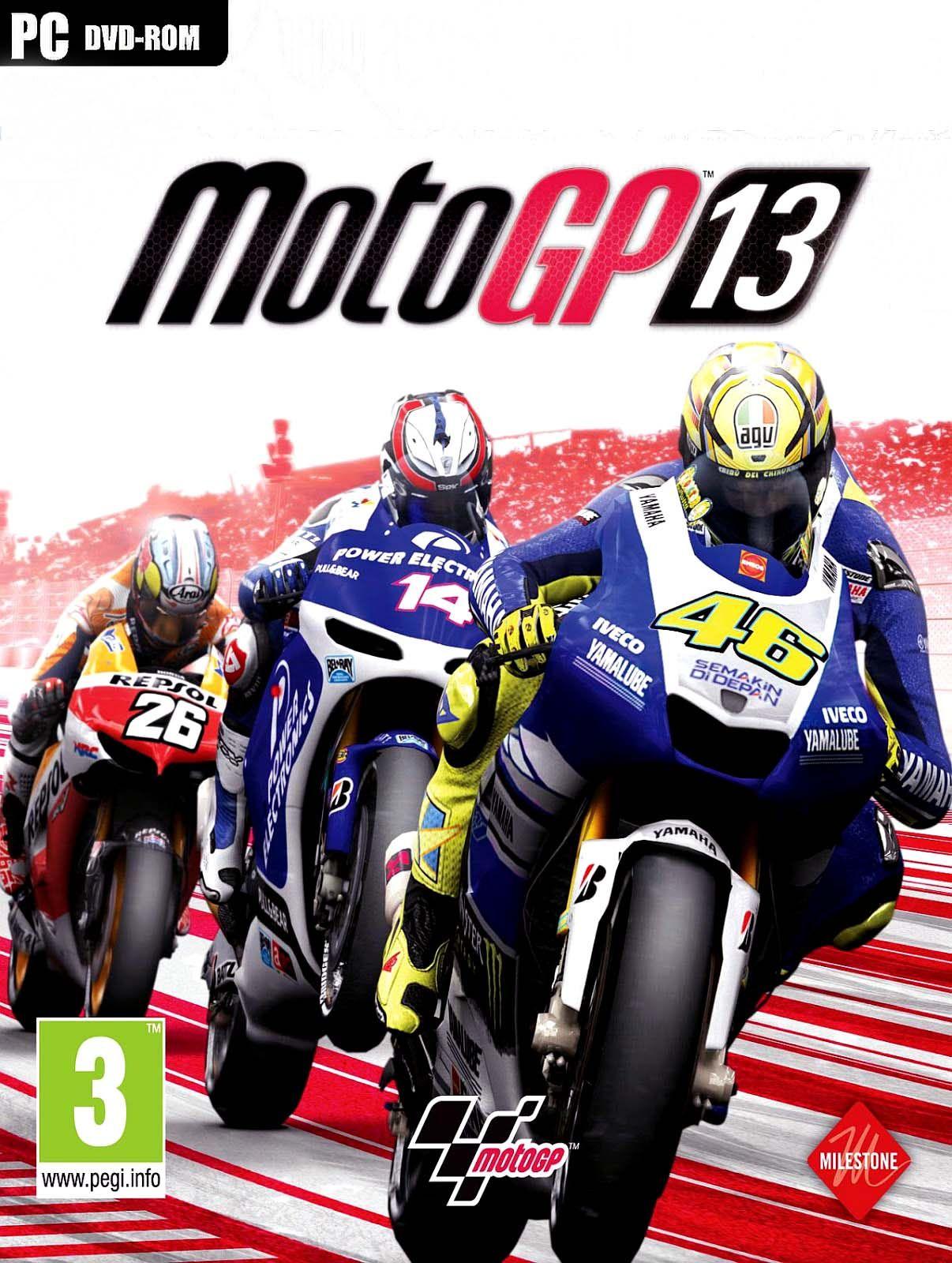 MotoGP 13 pc dvd-ის სურათის შედეგი