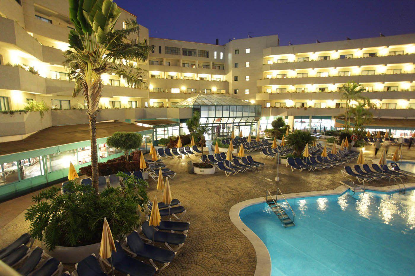 Foto del gran hotel turquesa playa en puerto de la - Turquesa playa puerto de la cruz ...