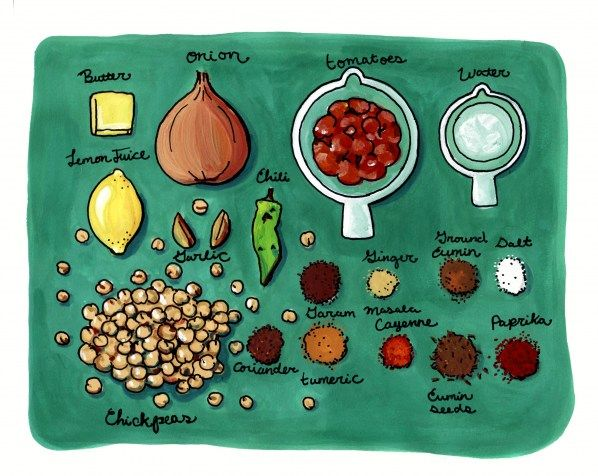 Great site for illustrated bites and recipes