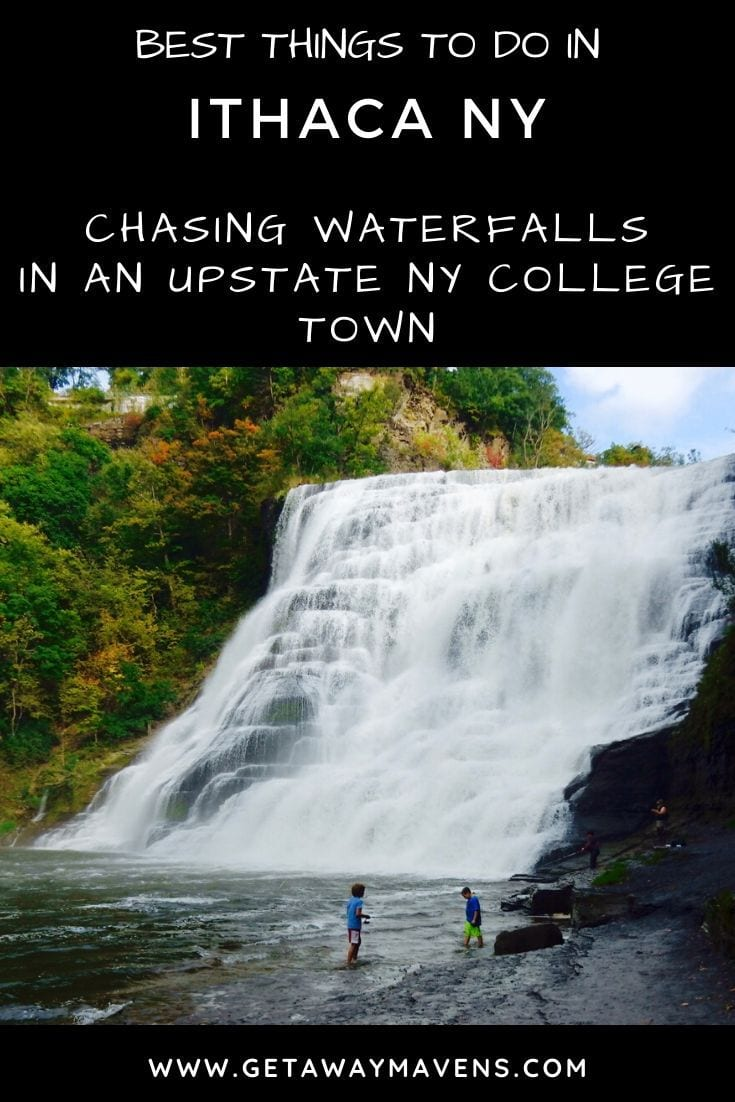 Ithaca Ny Do Go Chasing Waterfalls Getaway Mavens Waterfall Best Places To Travel Finger Lakes Ny