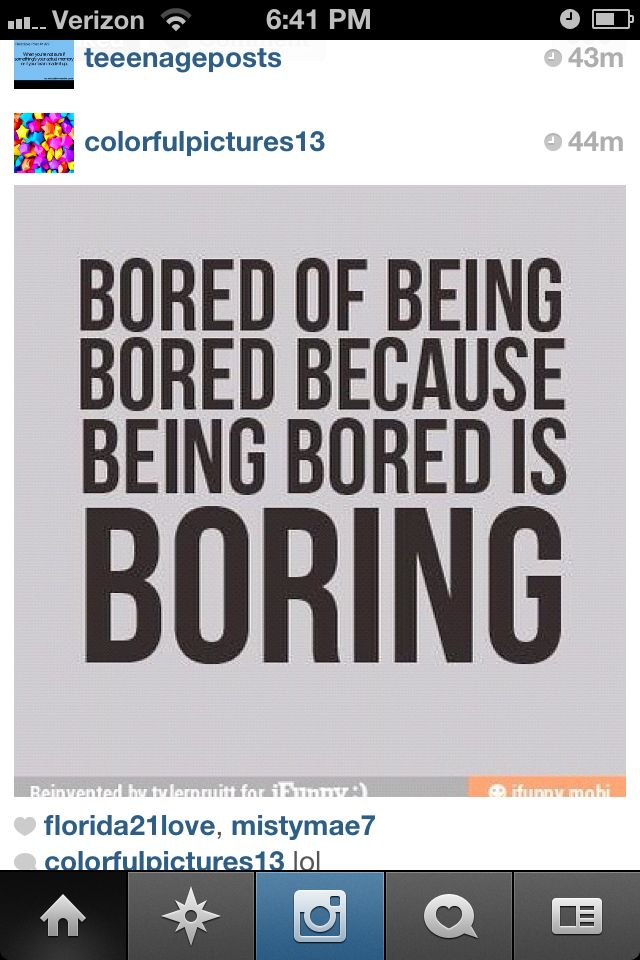 Boring Bored Quotes Bored Funny Funny Quotes
