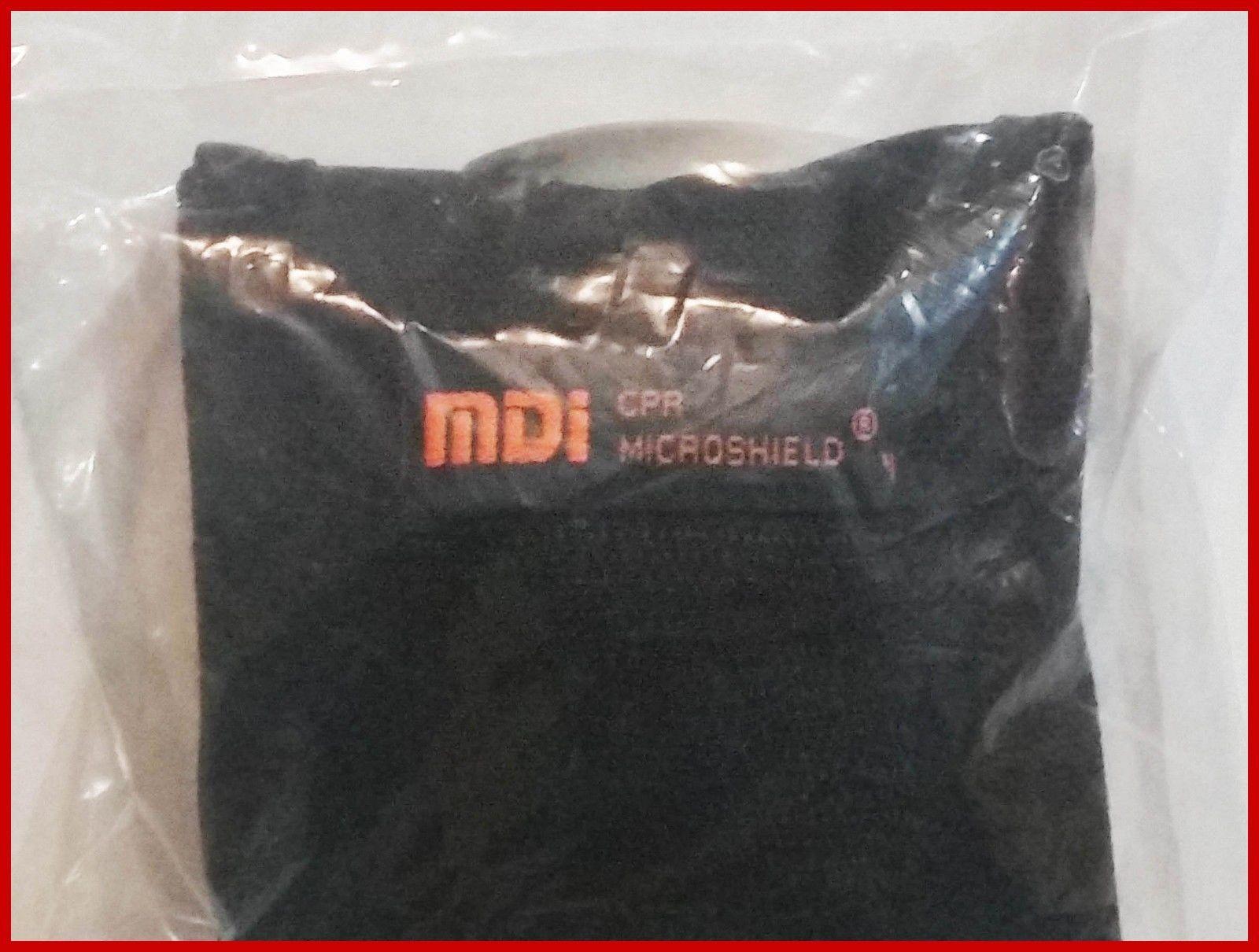 MDI CPR Microholster Nitrile Gloves Belt Holder Latex Free Cordura Case New | eBay