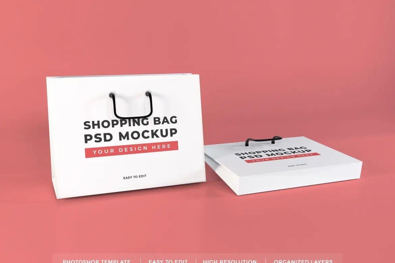 Download Free Mockup In 2020 Bag Mockup Mockup Template Web Design