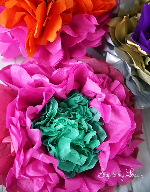 Diy tissue paper flowers tissue flowers tissue paper flowers and diy tissue paper flowers mightylinksfo